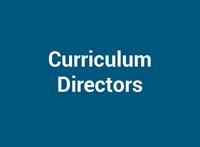 Curriculum Directors
