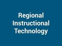 Regional Instructional Technology