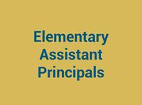 Elementary Assistant Principals