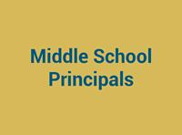 Middle School Principals