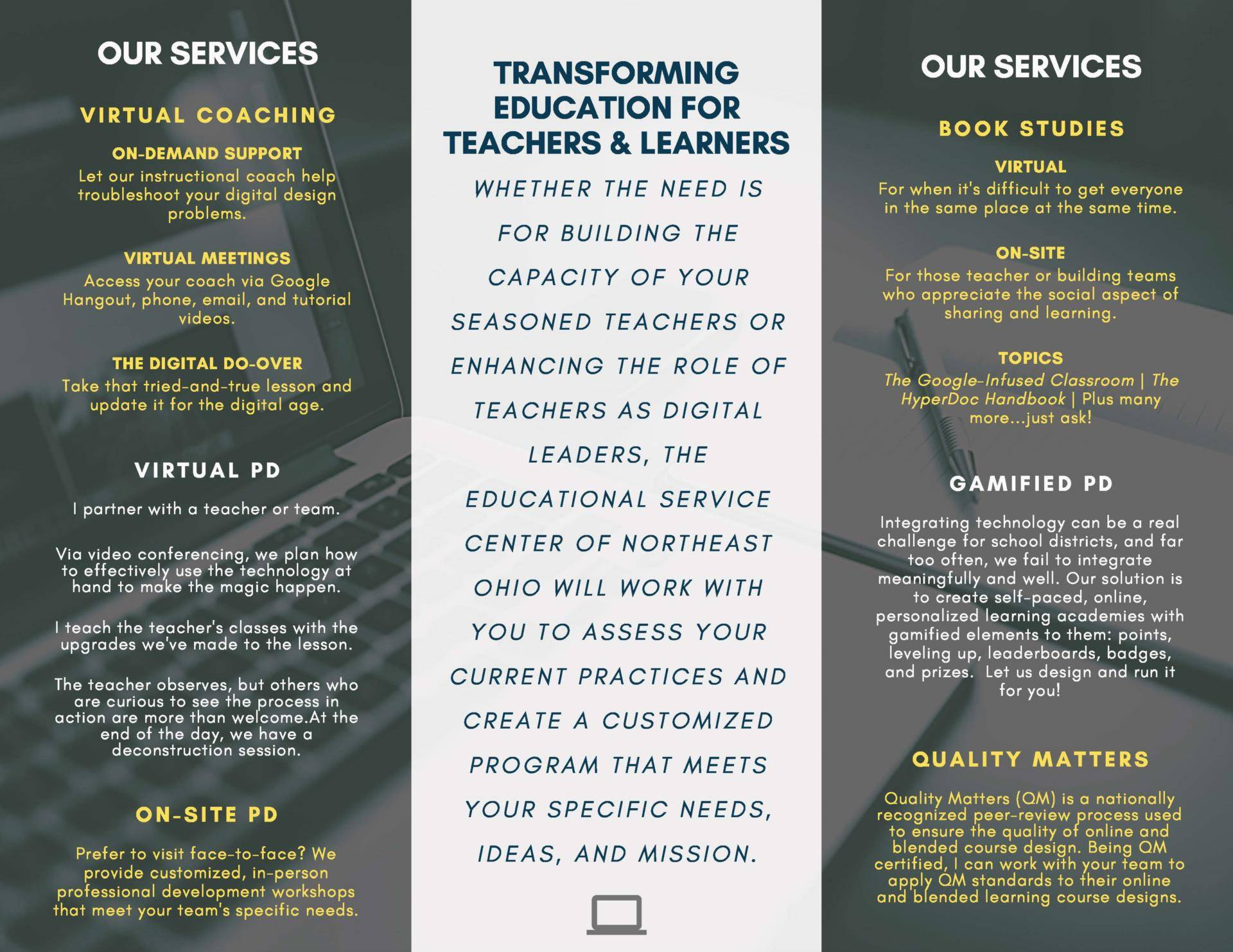 Digital Learning Services Page 2