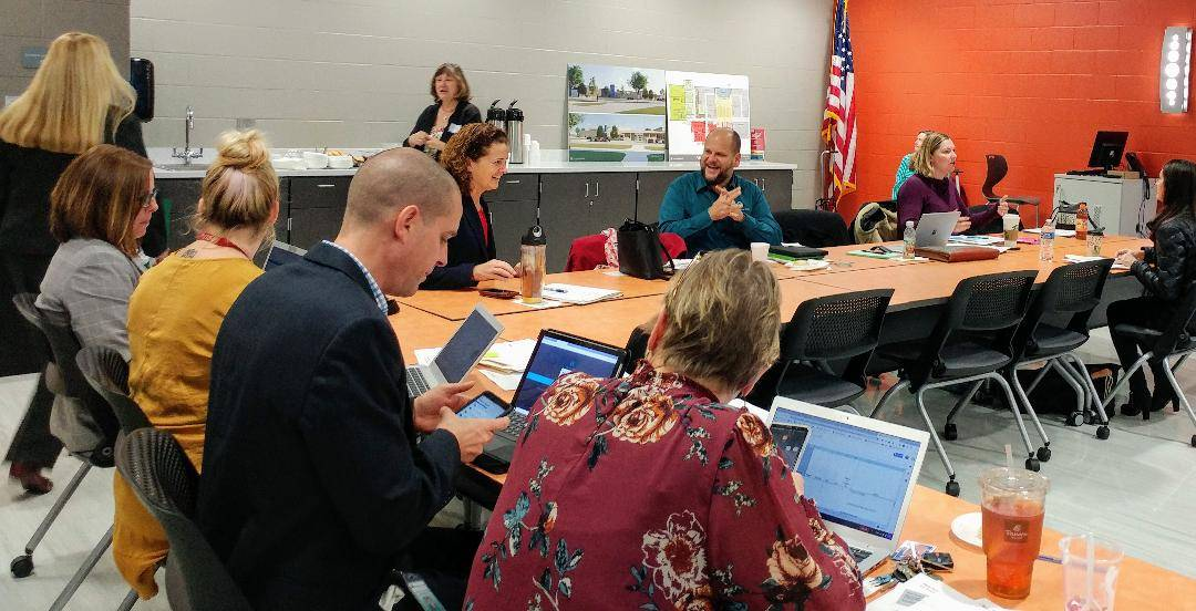 EHOVE in Region 2 hosts November 2018 CTE/Spec Ed Leadership Network