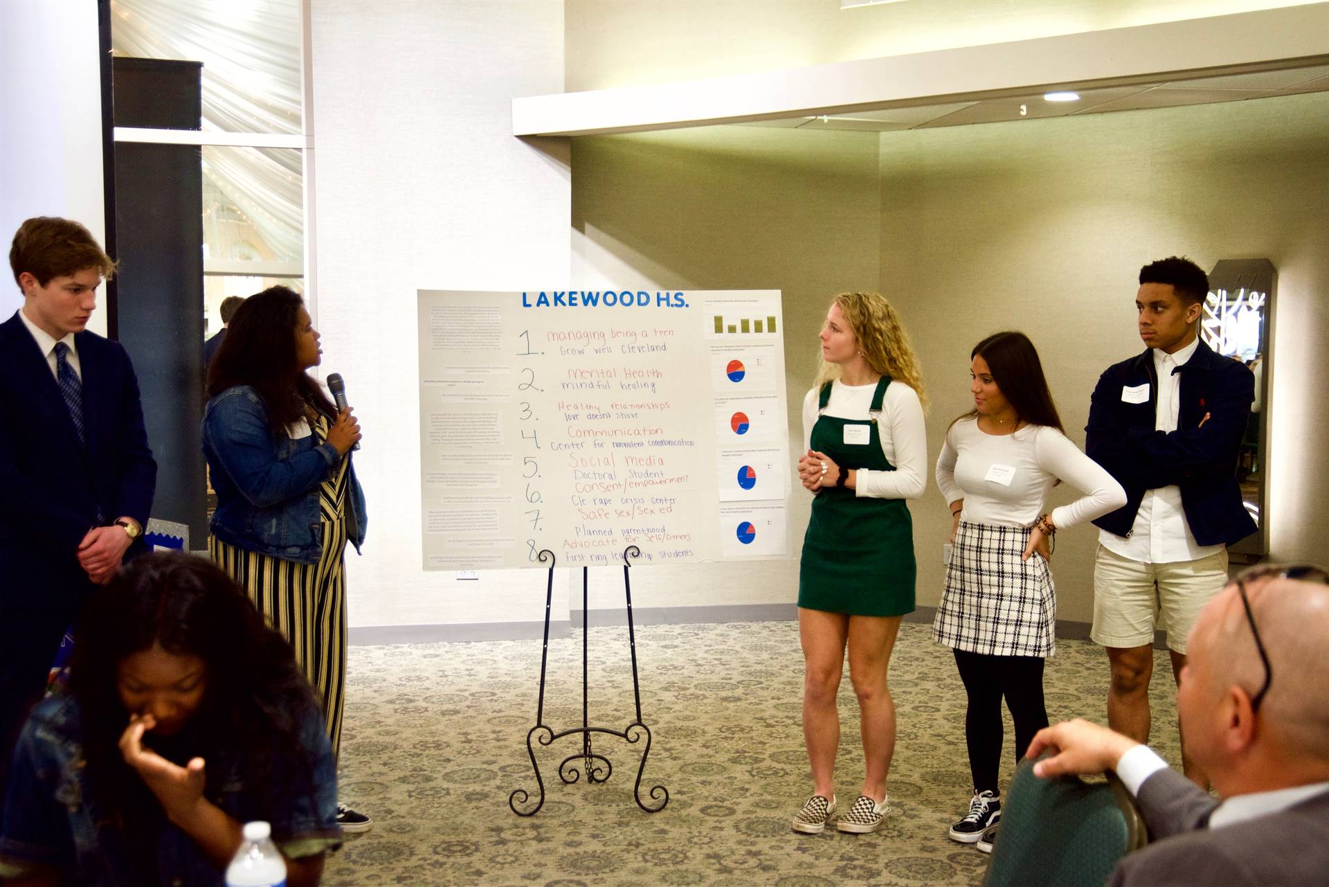 First Ring Student Leadership Institute - Final Meeting on May 17, 2019