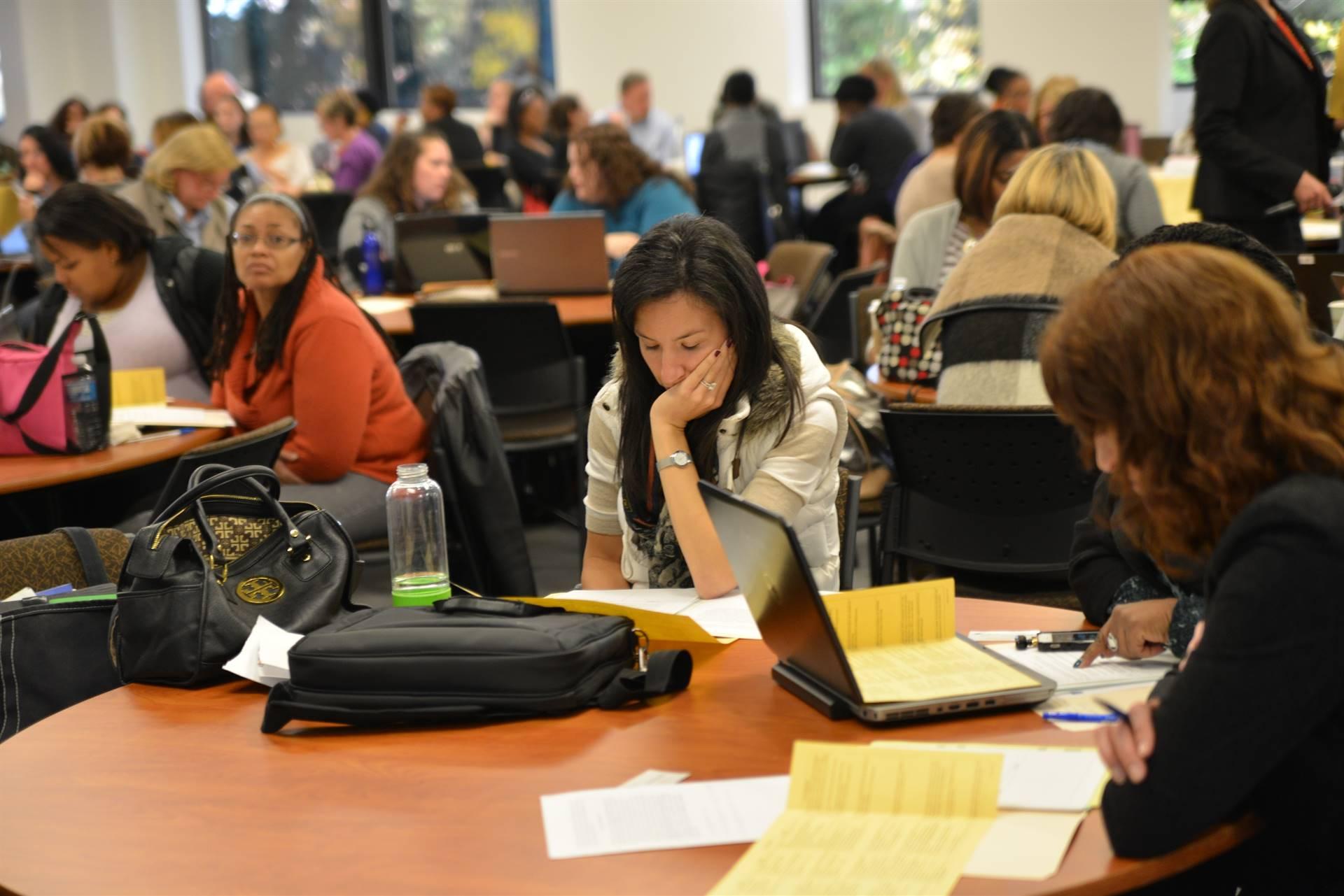 School Teams begin planning process