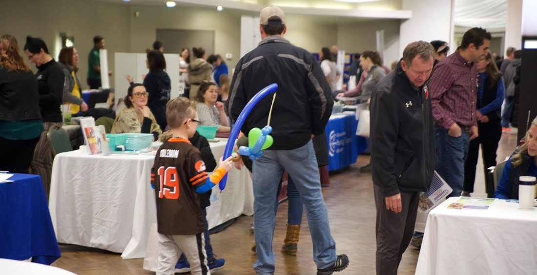 Families talk to organizations supporting students with disabilities