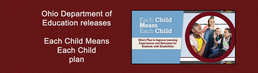 Each Child Means Each Child Plan logo
