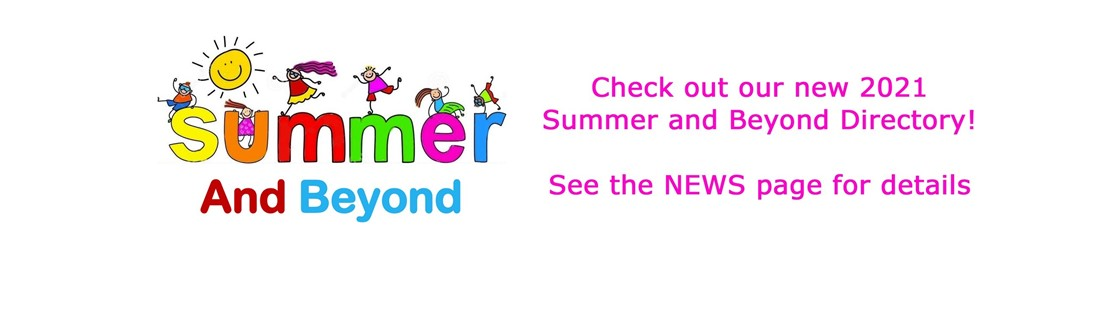 Image for the 2021 Summer and Beyond Directory website
