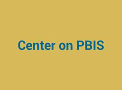 Center on PBIS