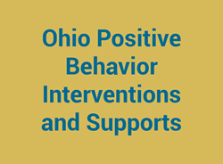 Ohio Positive Behavior Interventions and Supports