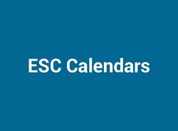 ESC Calendars