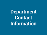 Department Contact Information
