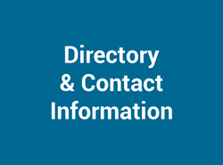 Directory & Contact Information