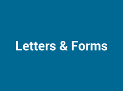 Letters & Forms