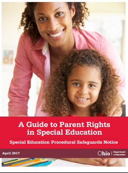 New Special Education Procedural Safeguard Notice Available 20175274121352_image.PNG