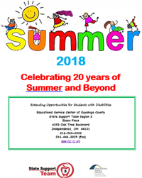 2018 Summer and Beyond Directory